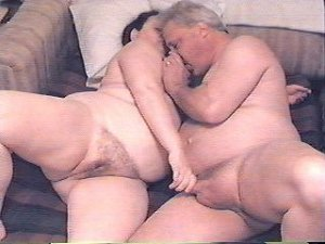 Nancy and Hubby Playing on Camera